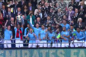 Manchester City juara Piala FA CUP 2019