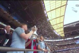 6 Gol kemenangan Manchester City atas Watford di Piala FA 2019