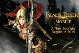 Game Black Desert online kabarnya akan rilis tahun 2019 ini