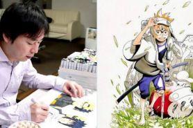 Setelah kesuksesan Naruto, Masashi Kishimoto kembali bikin manga baru