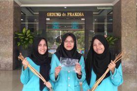 B-CAN, bioplastik ciptaan mahasiswa UNS dari limbah enceng gondok