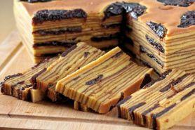5 Penganan Indonesia ini gunakan bumbu dapur sebagai bahan tambahan