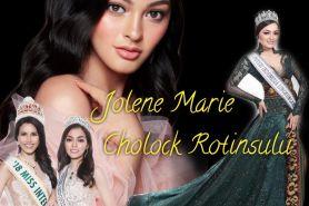 20 Potret Jolene Marie Cholock Rotinsulu, pintar dan memesona