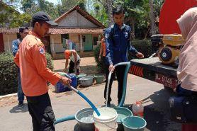 GenBI Jember distribusikan air bersih di daerah terdampak kekeringan