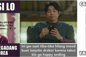 10 Meme tentang drama Korea ini cuma bisa dipahami para 'bucin drakor'
