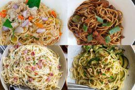 Bosan dengan saus bolognese? 5 pilihan bumbu spaghetti ini bisa dicoba