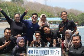 GenBI Jember gelar aksi Bersih Indonesia 2019