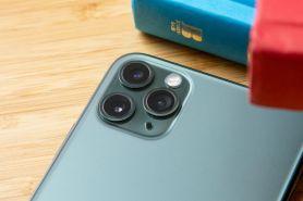 Penelitian ini berusaha kembangkan lensa kamera HP super tipis