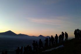 Mengunjungi Gunung Putri di Lembang, Bandung