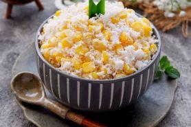Resep mudah membuat grontol, jajanan jadul nikmat dari jagung