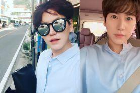 Siap rilis lagu baru, ini 7 potret menawan Kyuhyun Super Junior