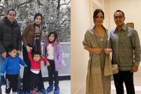 Selalu bahagia, ini 7 potret harmonis keluarga Nia Ramadhani dan suami