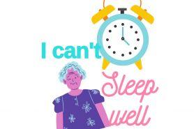 Coba lakukan 2 cara ini untuk meningkatkan kualitas tidur lansia