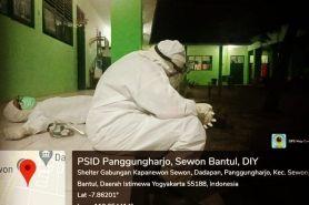 Kisah Wahyudi Anggoro Hadi dalam mengambil hati warga Panggungharjo