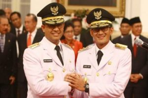 Yuk intip gaji & tunjangan Gubernur dan Wagub DKI Jakarta