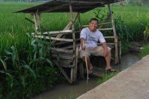 Basuki Agus Suparno, dulu loper koran kini bergelar doktor