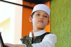 Aktor cilik Indonesia ini ternyata sudah hafal beberapa juz al-Quran