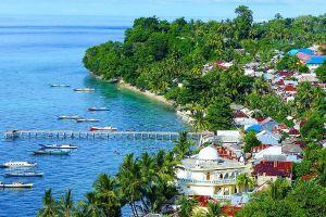 Menengok Pulau Run, pulau Indonesia yang ditukar dengan Manhattan
