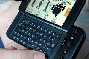 Ini bentuk smartphone Android pertama di dunia, berisi 50 aplikasi