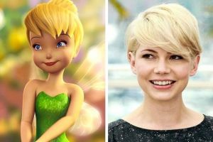 12 Seleb Hollywood ini wajahnya mirip tokoh kartun, kok bisa ya?