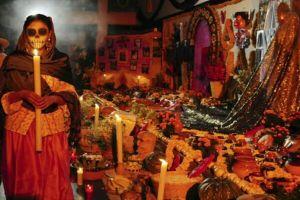 Perayaan festival di Meksiko ini horor abis, penakut kudu pikir ulang