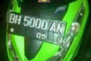 5 Plat nomor kendaraan paling nyeleneh di Indonesia #Part 2