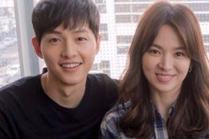 3 Perbedaan tatapan Song Joong Ki saat akting & jatuh cinta beneran