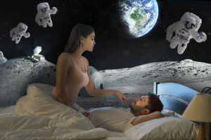 5 Hal ini haram dilakukan oleh astronot, apa aja ya?