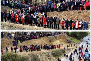 Alasan 500 anggota satu keluarga ini berkumpul bikin terharu