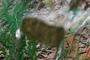 12 Tempat yang terlarang dan disembunyikan oleh Google Earth
