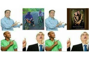5 Meme tunjuk menunjuk ini bikin kamu mikir keras