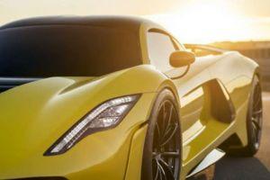 Ini penampakan mobil tercepat di dunia, hanya diproduksi 24 unit