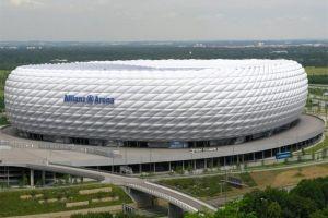 Ini masjid usulan Franck Ribery yang berdiri megah di Allianz Arena