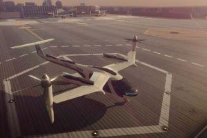 Uber gandeng NASA kembangkan taksi terbang, makin canggih saja