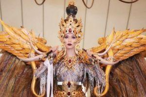 Begini gaya anggun Putri Pariwisata 2017 Karina Nadila, memesona abis