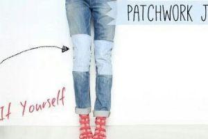 6 Cara kreatif ubah celana jeans lama jadi tampil kekinian