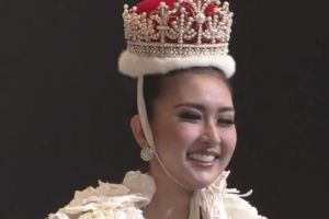 Kabar gembira! Kevin Liliana sabet gelar Miss International 2017
