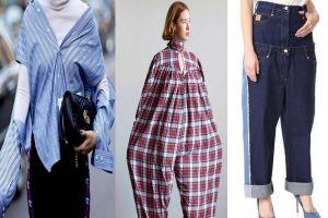 10 Potret bukti tren fashion tak terbendung lagi kreativitasnya