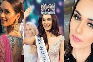 Intip 13 potret cantiknya Manushi Chhillar, Miss World 2017 asal India