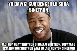 Kenapa orang suka nonton sinetron dengan jumlah episode panjang?