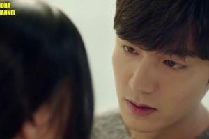 10 Tatapan maut Lee Min-ho saat diputuskan kekasih di drama Korea