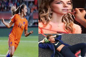 10 Finalis pemain wanita terbaik UEFA, cantiknya bikin salah fokus nih