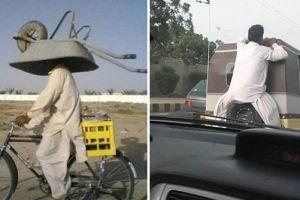 7 Foto ini bukti orang Pakistan kelakuannya kocak abis