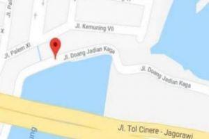 Ini ternyata sebab munculnya 'Jalan Doang Jadian Kaga' di  Google Maps