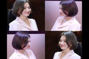 Penampilan terkini Song Hye-kyo di acara kenegaraan, jadi makin anggun