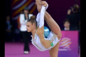Kenalin Aleksandra Soldatova, atlet senam cantik asal Rusia