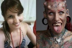 Wanita cantik ini ubah dirinya jadi buruk rupa, penyebabnya bikin haru