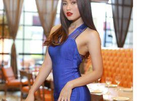 Maya Ningrum, model cantik yang mirip Barbie