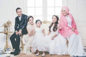 4 Keluarga artis ini pilih foto bersama keluarga dibanding dengan geng