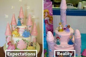 10 Ekspektasi vs realita kue ini bukti jadi chef tak semudah bayangan